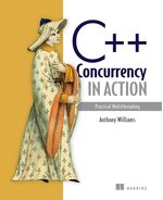 C++ Concurrency in Action: Practical Multithreading by Anthony Williams